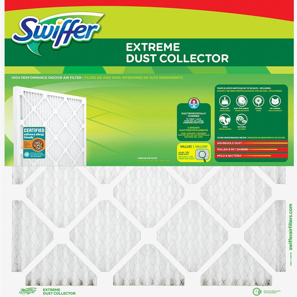 20 in. x 20 in. x 1 in. Extreme Dust Collector