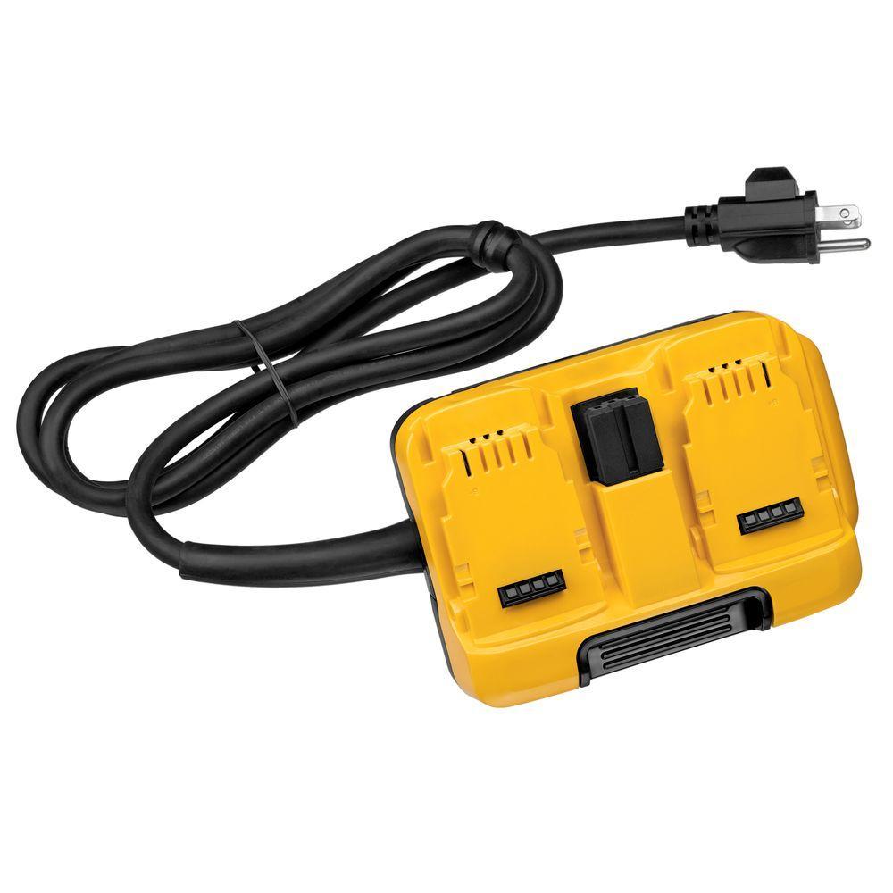 Dewalt Flexvolt 120 Volt Corded Power Supply Ac Adapter Dca120 The Plug Wiring