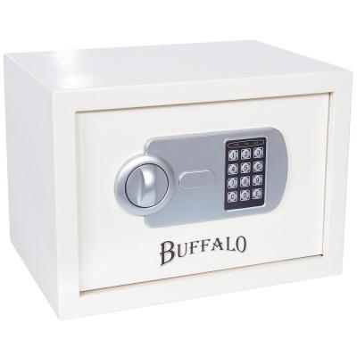 0.57 cu. ft. Steel Portable Handgun Safe with Electronic Lock, Beige