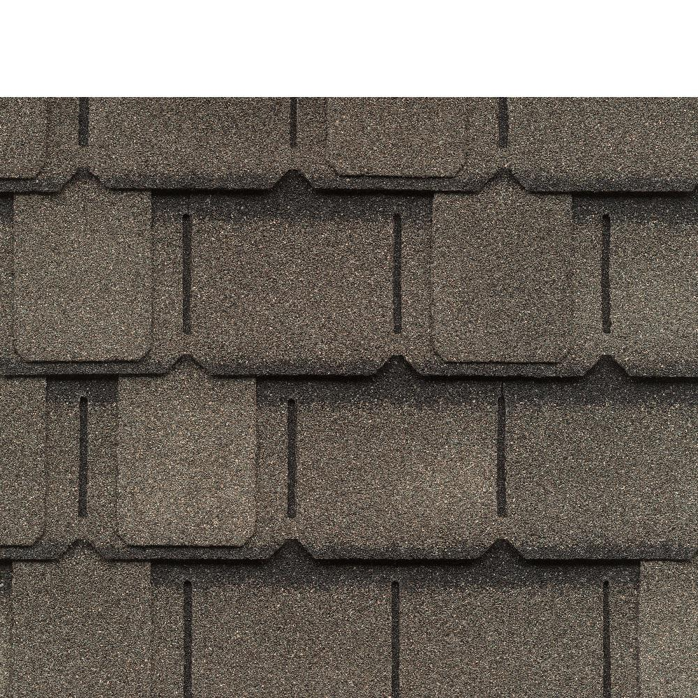 GAF Installed GAF Camelot Lifetime Laminated Designer Asphalt – Laminated Asphalt Roofing Shingles