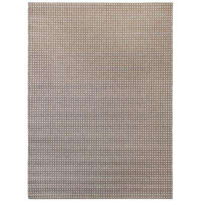 Glouchester Gunmetal 5 ft. x 7 ft. Area Rug