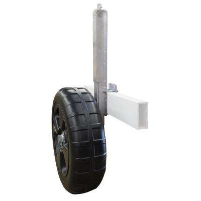 Dock and Shoreline Adjustable Wheel Kit