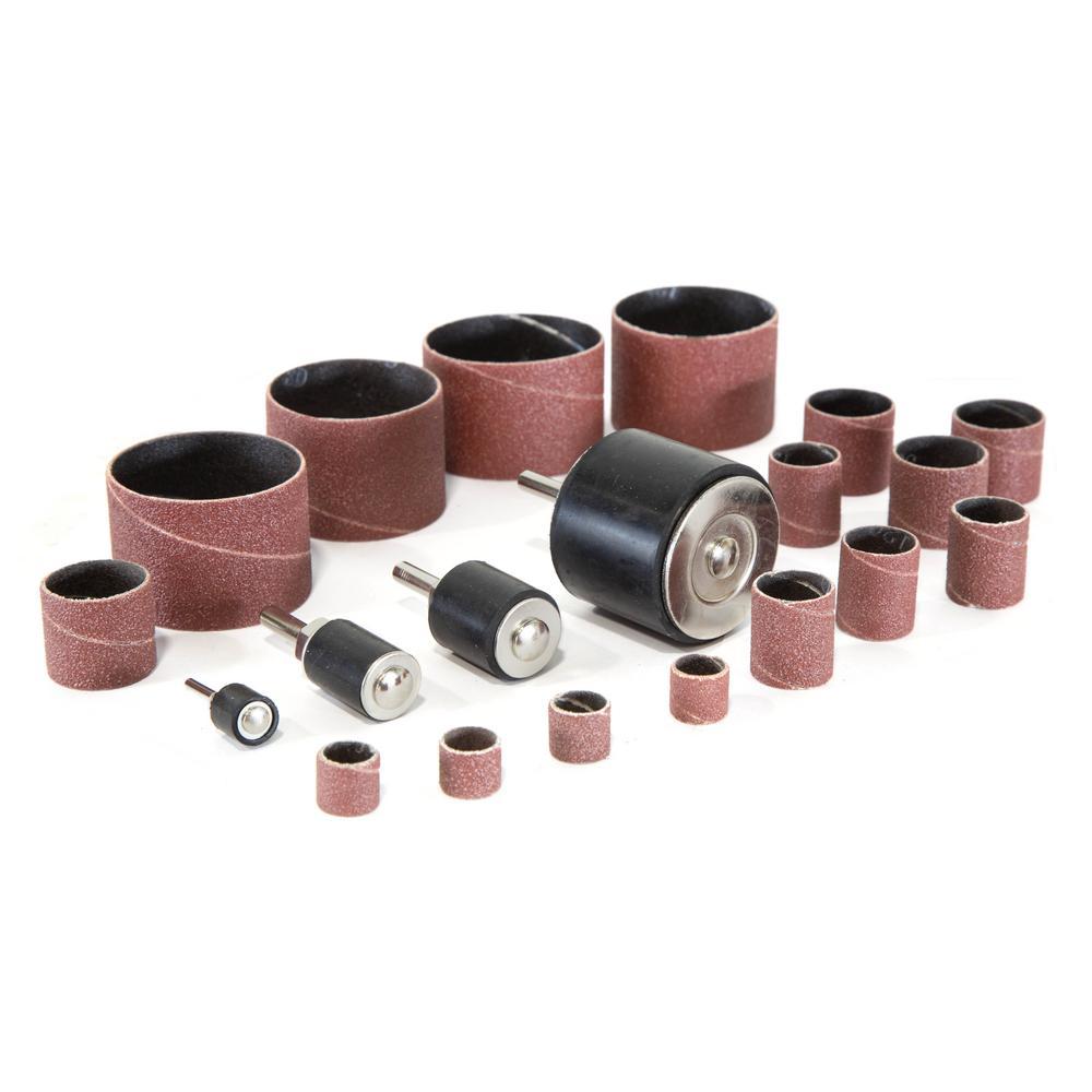 Wen Sanding Drum Kit For Drill Presses