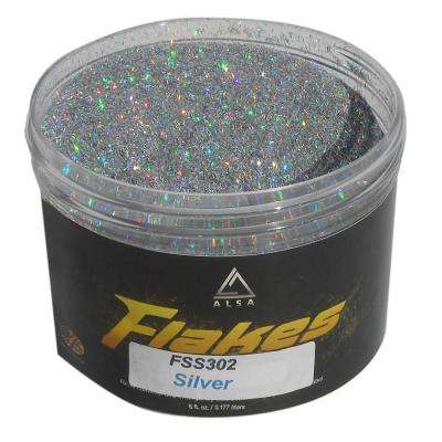 6 oz. Silver-3 Flakes Paint Additive