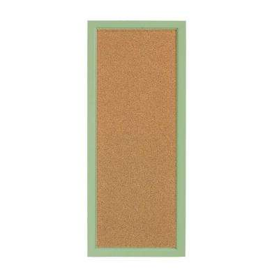 Rhododendron Leaf Craft Space Corkboard