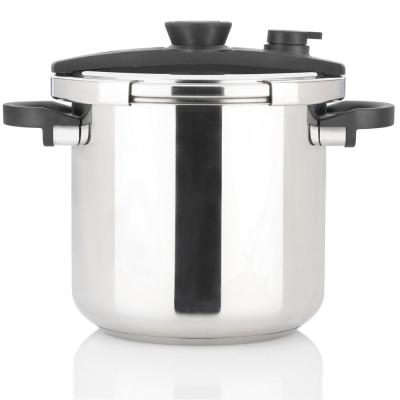 EZLock 10 Qt. Stainless Steel Stovetop Pressure Cooker