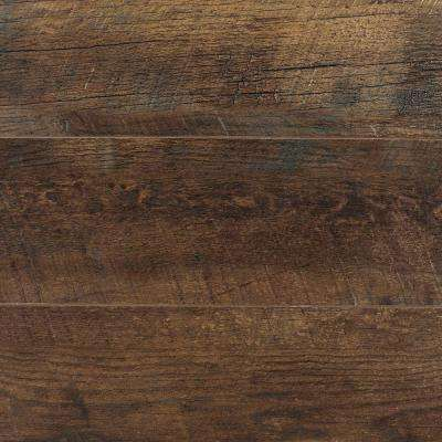 EIR Medora Hickory 12 mm Thick x 6-7/16 in. Wide x 47-3/4 in. Length Laminate Flooring (17.08 sq. ft. / case)