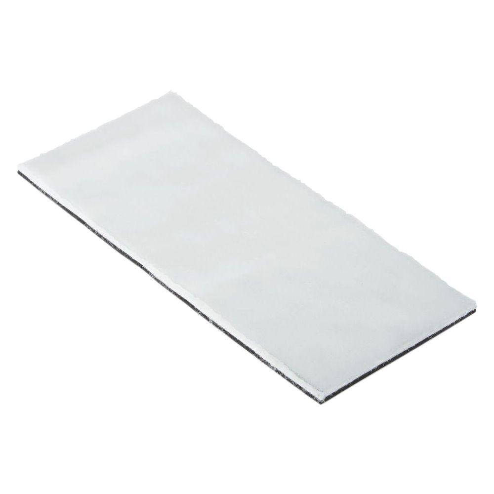 Deck Pro 9 in. Flat Stainer Replacement Pad