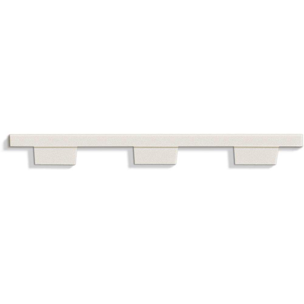 Primed Craftsman Dentil Shelf