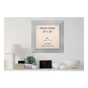 Amanti Art Romano 20 inch x 20 inch Silver Picture Frame by Amanti Art