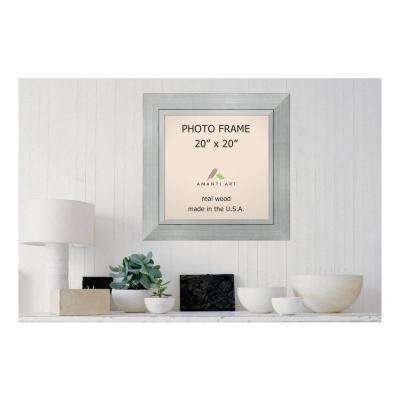 Romano 20 in. x 20 in. Silver Picture Frame