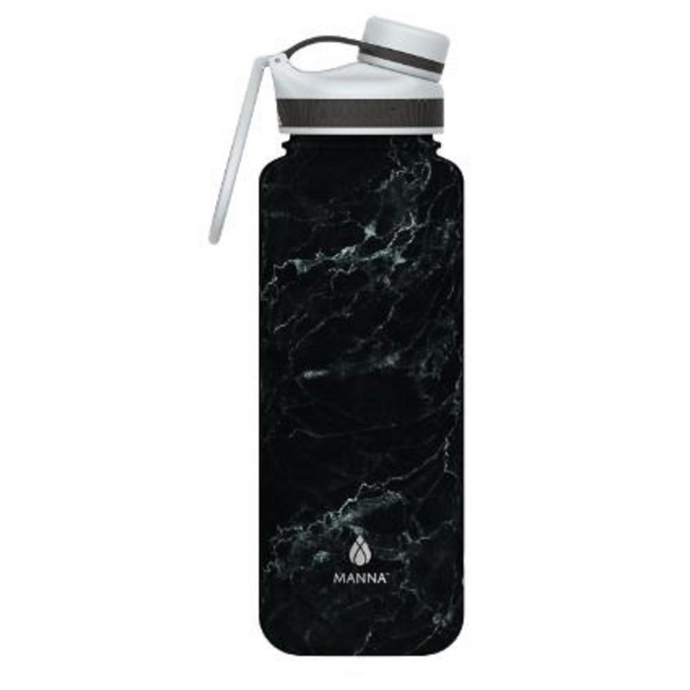 Ranger Pro 40 oz. Black Marble Stainless Steel Vacuum Insulated Bottle