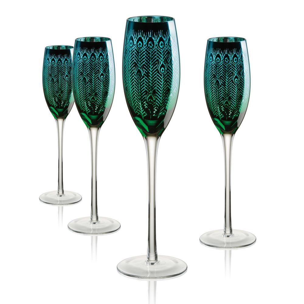 6 oz. Champagne Flute (Set of 4)