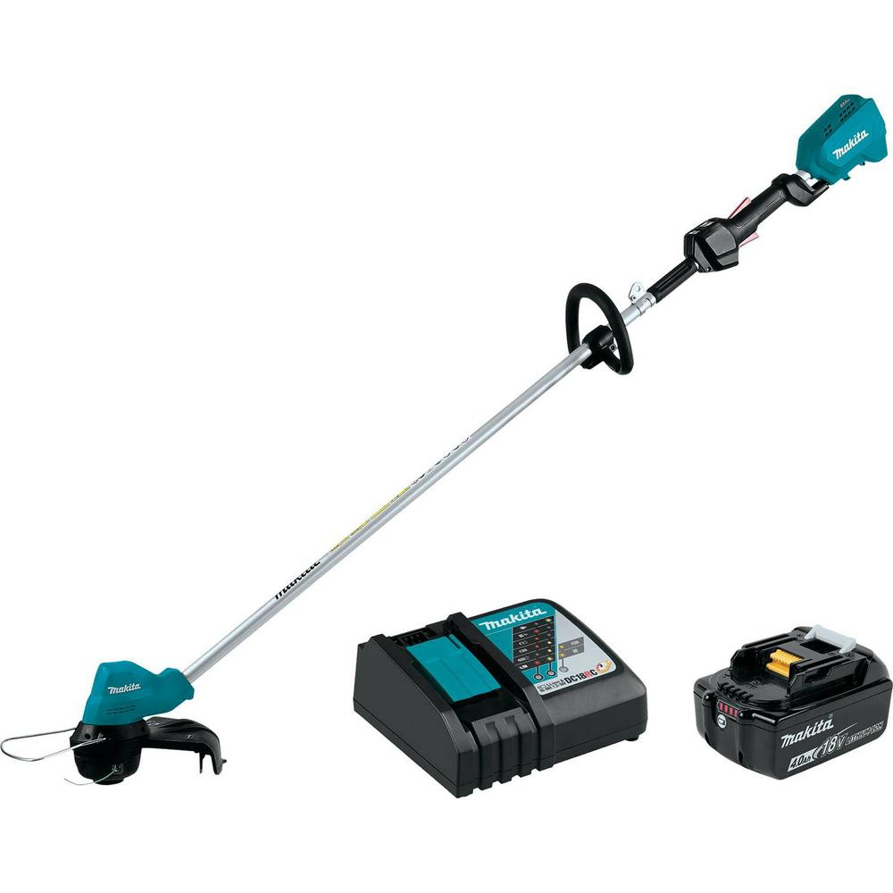 18-Volt LXT Lithium-Ion Brushless Cordless String Trimmer Kit with (1) Battery