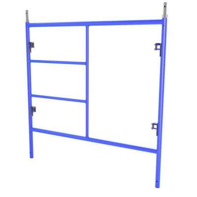 5 ft. x 5 ft. x 0.15 ft. Step Type Scaffold End Frame