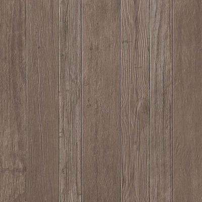 24 in. x 24 in. x 0.75 in. Foresta Brown Porcelain Paver