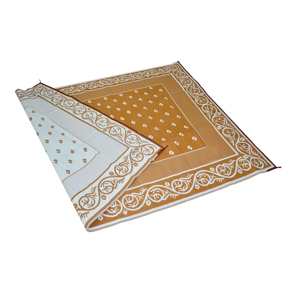 9 ft. x 12 ft. Reversible Outdoor Mat