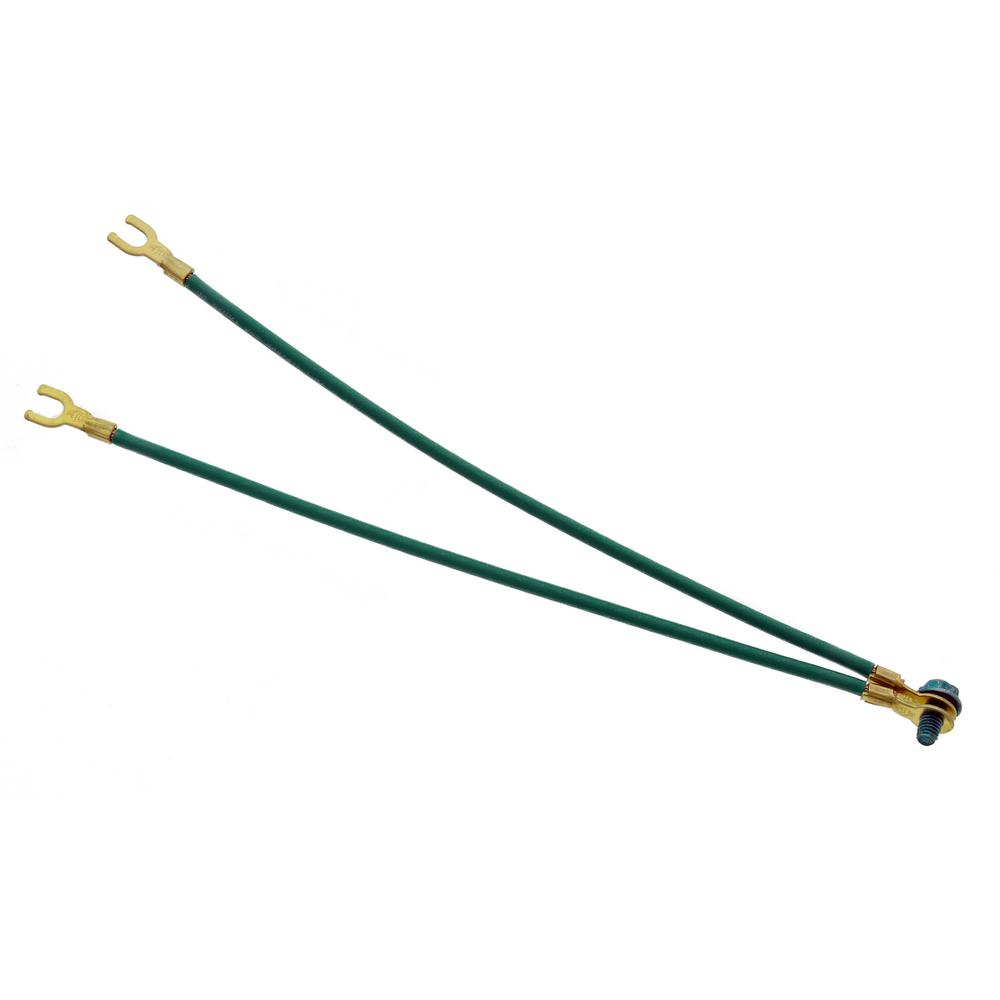 Jumper W//Ring; Screw Fork Pack of 2