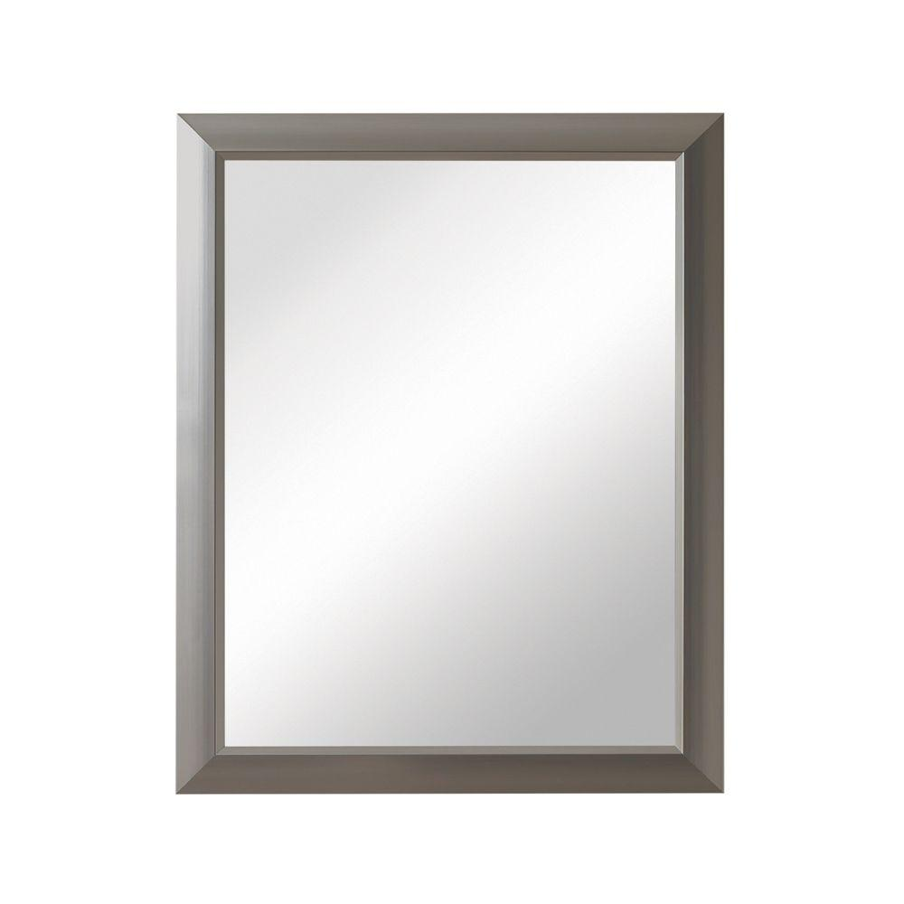 Barrington 15 in. W x 19 in. H x 5 in. D Framed Recessed or ...