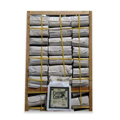 11 lb. Coconut Coir Block Soilless Grow Media (222 - 11 lbs. brick pallet)