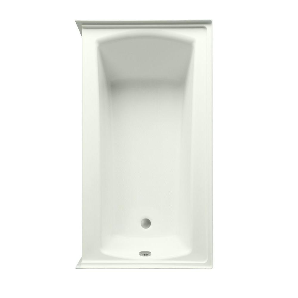 Cooper 32 5 ft. Right Drain Acrylic Whirlpool Bath Tub in