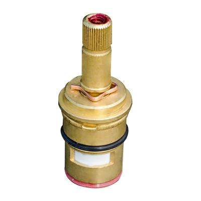 Faucet Ceramic Disc Cartridge - Hot