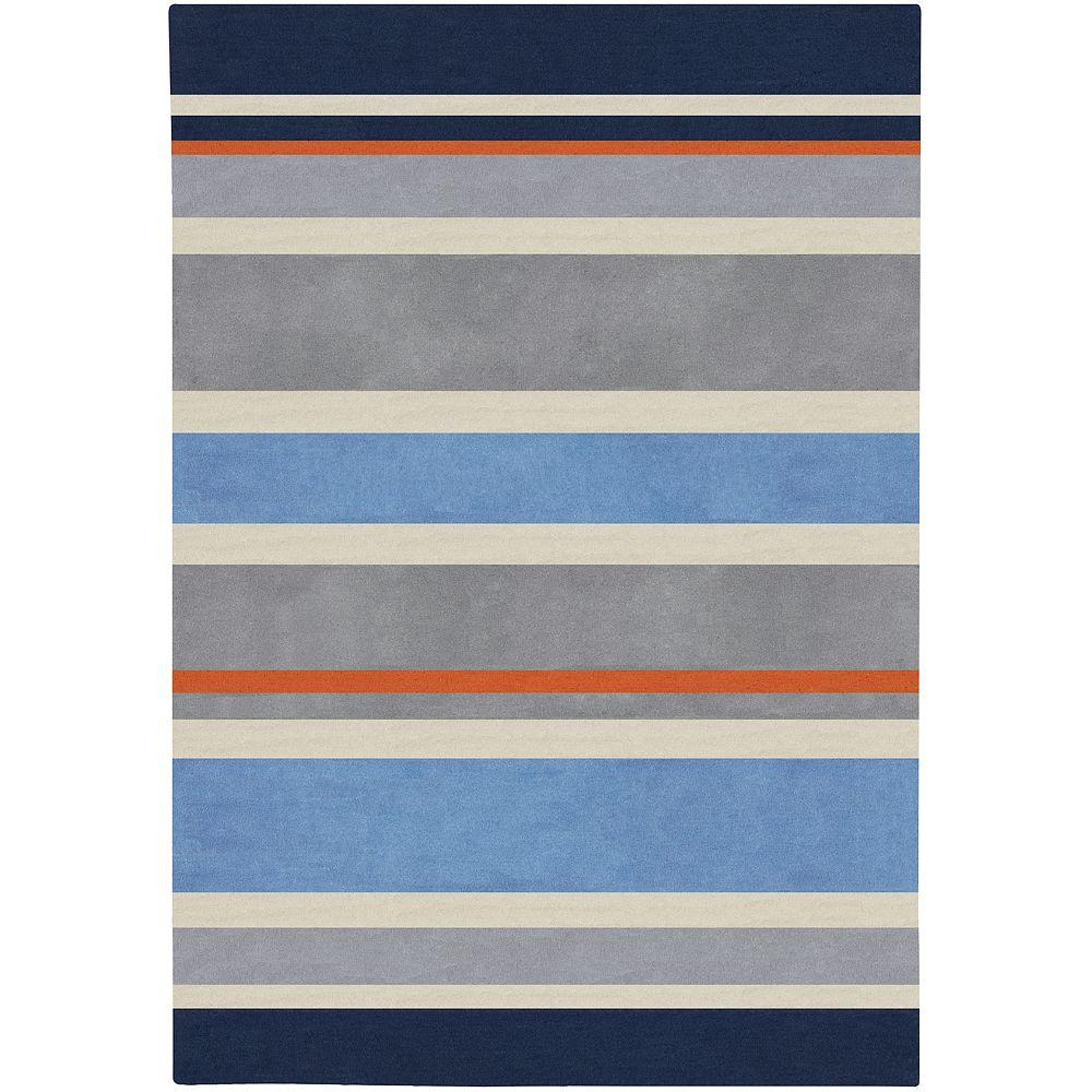 Artistic Weavers Will Gray 6 ft. x 9 ft. Area Rug