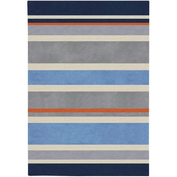 Will Gray 8 ft. x 10 ft. Area Rug