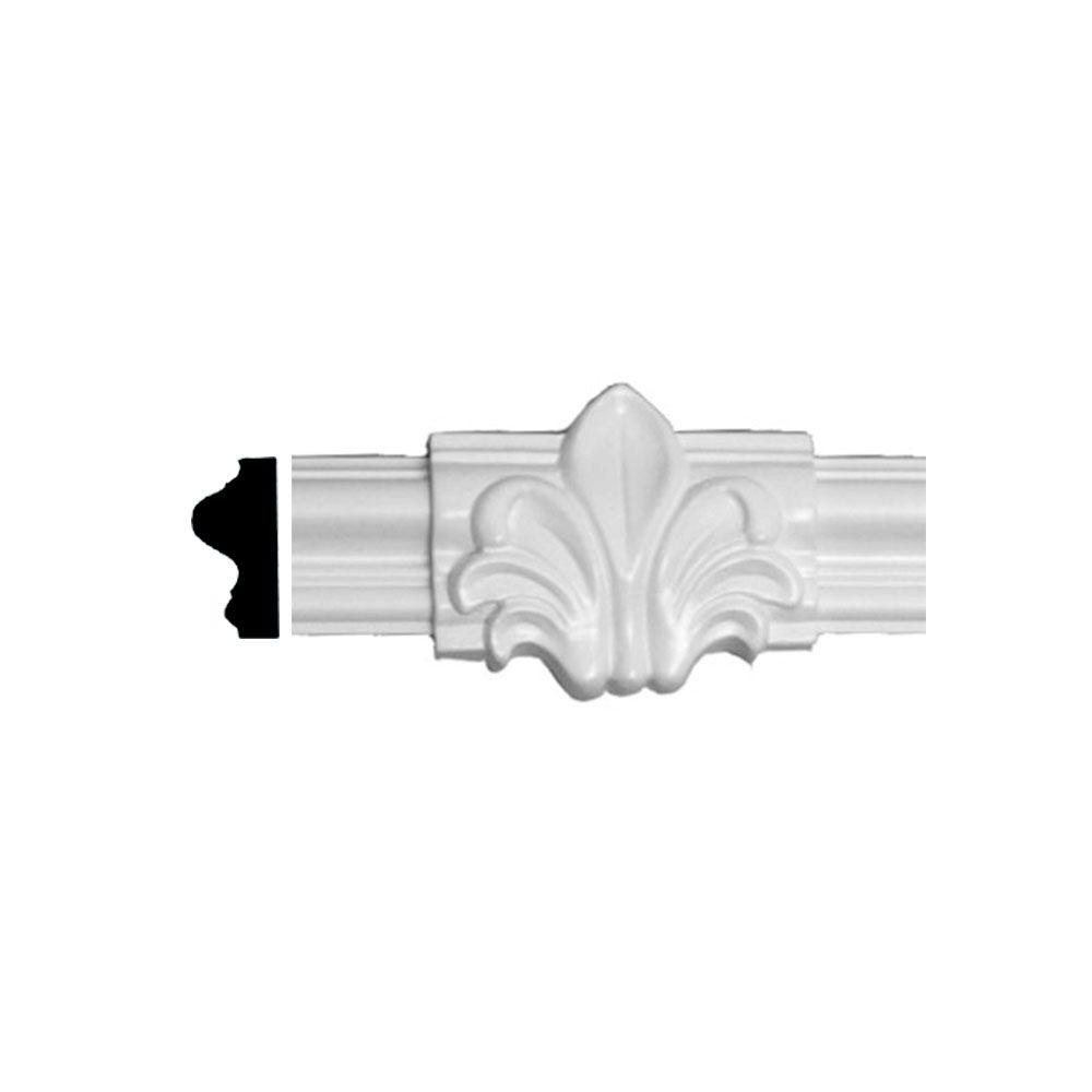 2 3/4 Chair Rail Part - 28: American Pro Decor 1 In. X 2-3/4 In. X 3