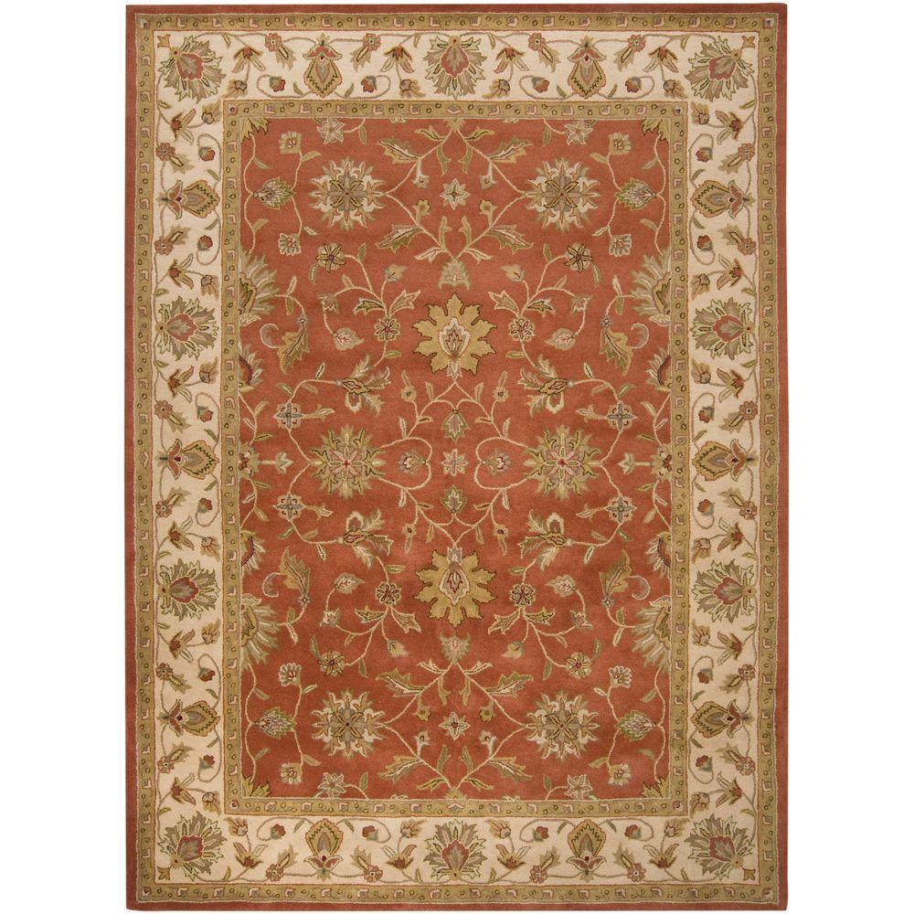 This Review Is From Franklin Terracotta 10 Ft X 14 Area Rug