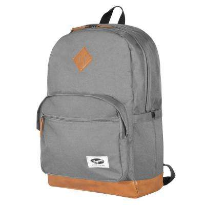 Element 18 in. Gray Backpack