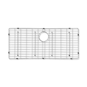 Amanda 29-3/4 in. x 15-5/8 in. Wire Grid for Single Bowl Kitchen Sinks in Stainless Steel