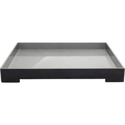 Sonisus Silver 16 in. Decorative Tray