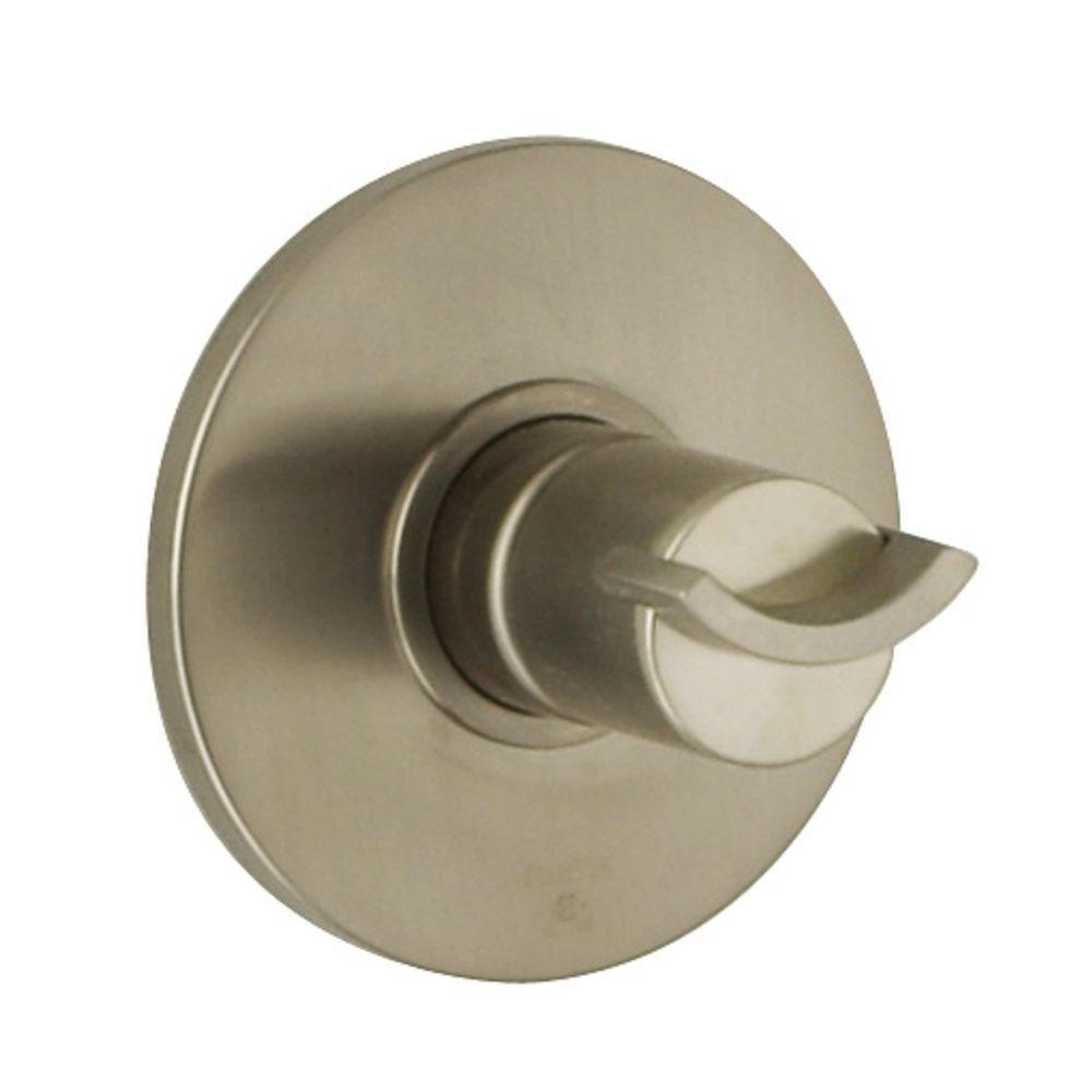 Morgana Volume Control in Brushed Nickel