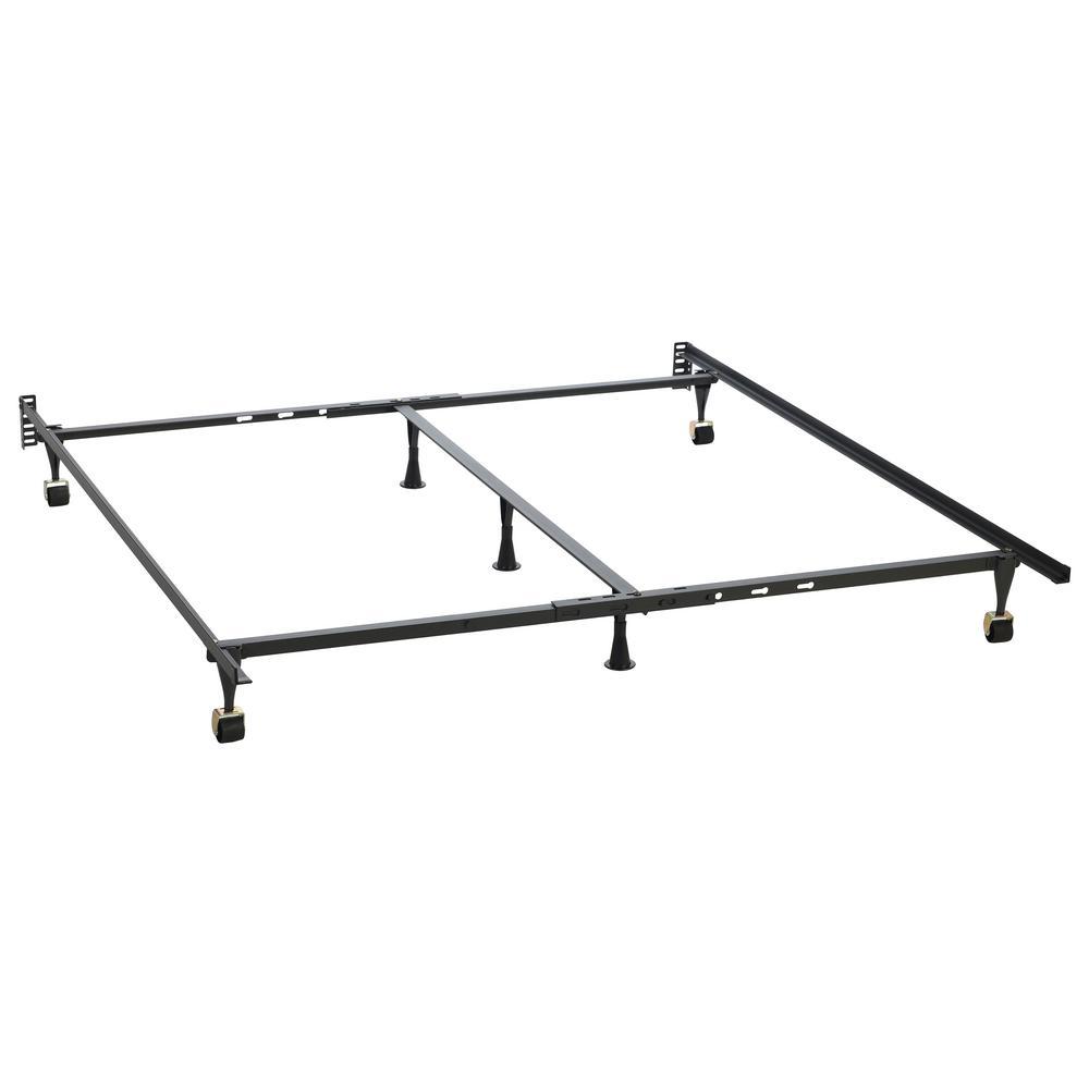 Holly-Lock Adjustable Metal Bed Frame