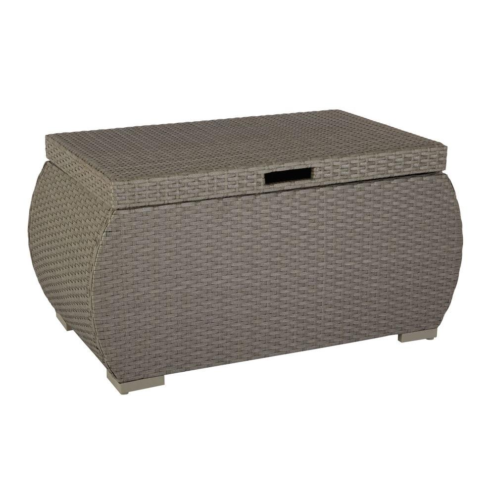 HomeDecoratorsCollection Home Decorators Collection Broadview Patio Trunk Table