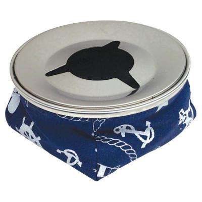 Windproof Ashtray, Blue