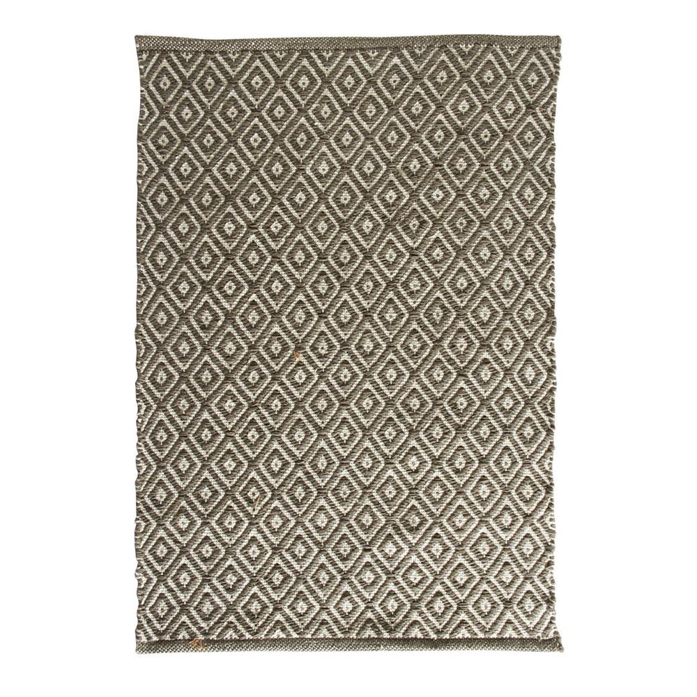 Quartz Gray 2 ft. x 3 ft. Indoor/Outdoor Accent Rug