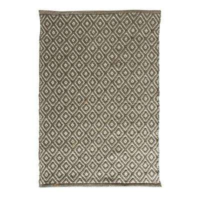 Quartz Gray 2 ft. x 3 ft. Indoor/Outdoor Area Rug