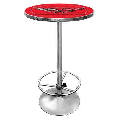 Corvette C5 Chrome Pub/Bar Table
