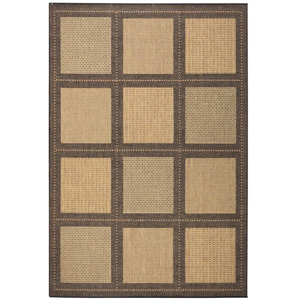 Home Decorators Collection Summit Natural/Black 1 ft. 8 in. x 3 ft. 7 in. Area Rug