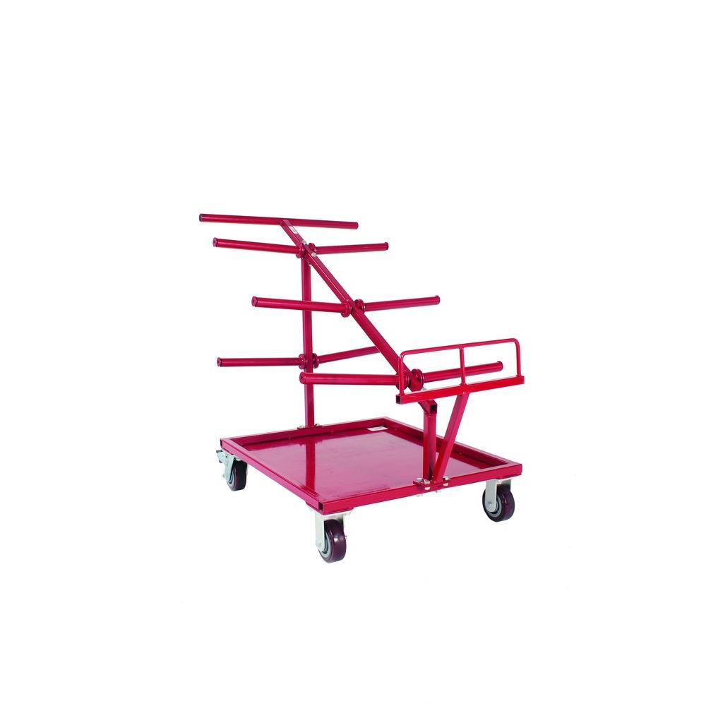 Southwire Electrical Large-Spool Cable and Wire Service Tool Cart ...