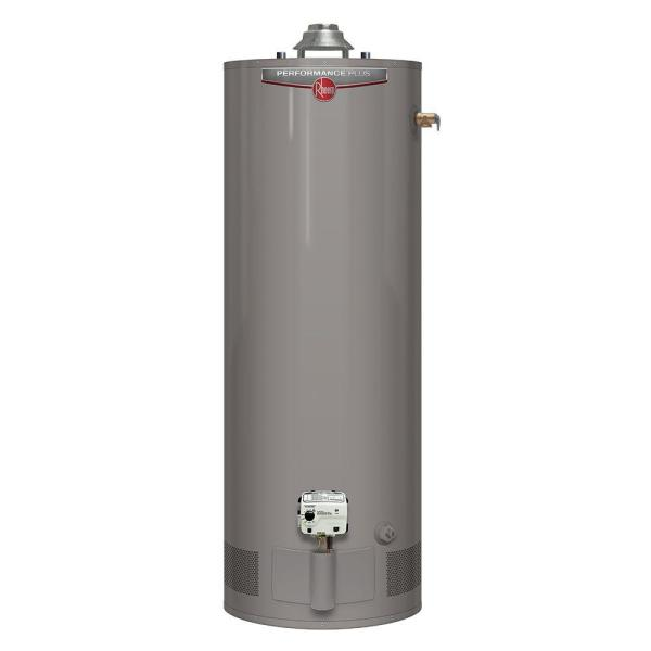 Performance Plus 40 Gal. Tall 9 Year 40,000 BTU Natural Gas Tank Water Heater