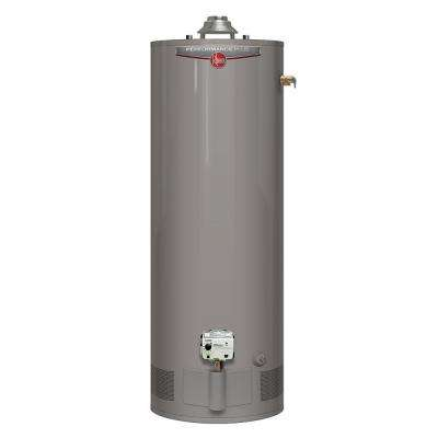 Performance Plus 50 Gal. Tall 9 Year 40,000 BTU Natural Gas Tank Water Heater