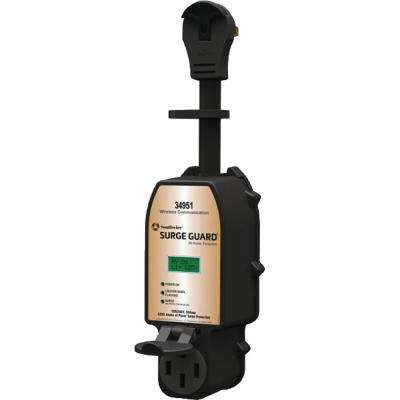 50 Amp Portable Surge Guard with Wireless Communication