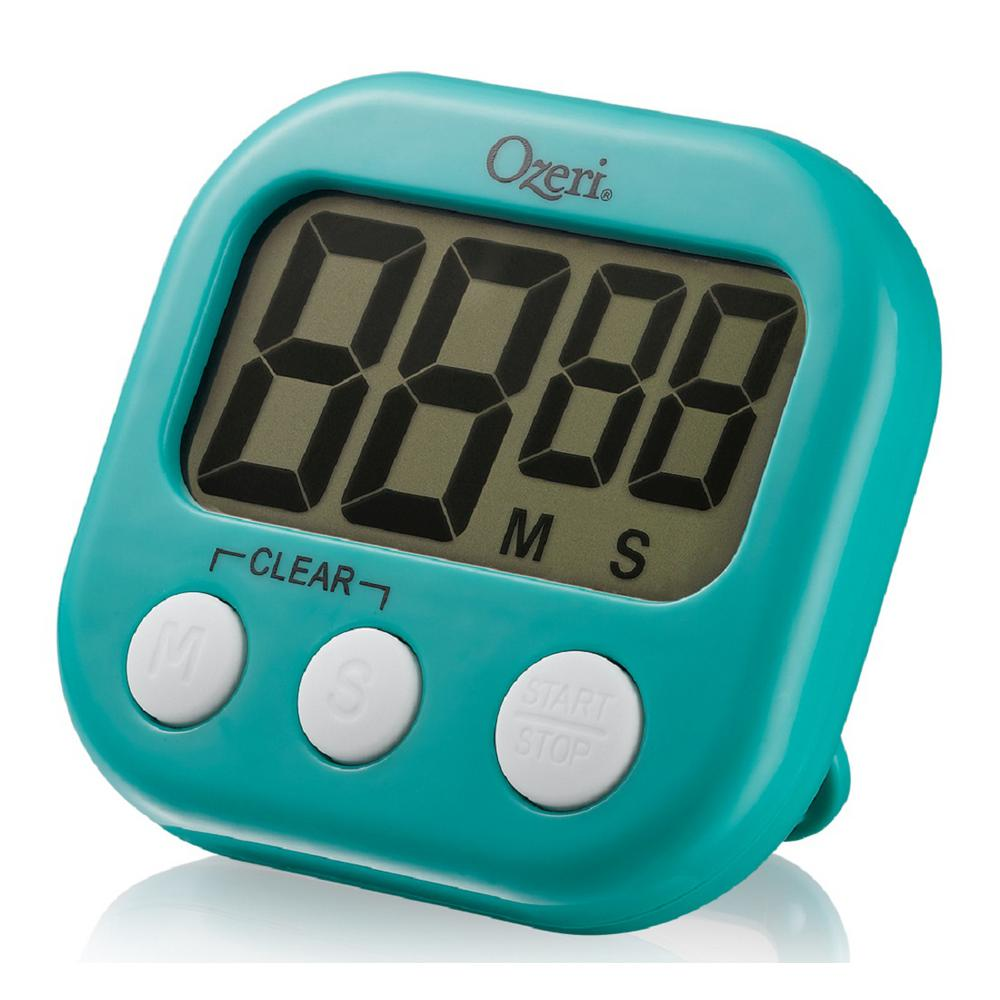Ozeri Kitchen and Event Timer-KT1-T - The Home Depot