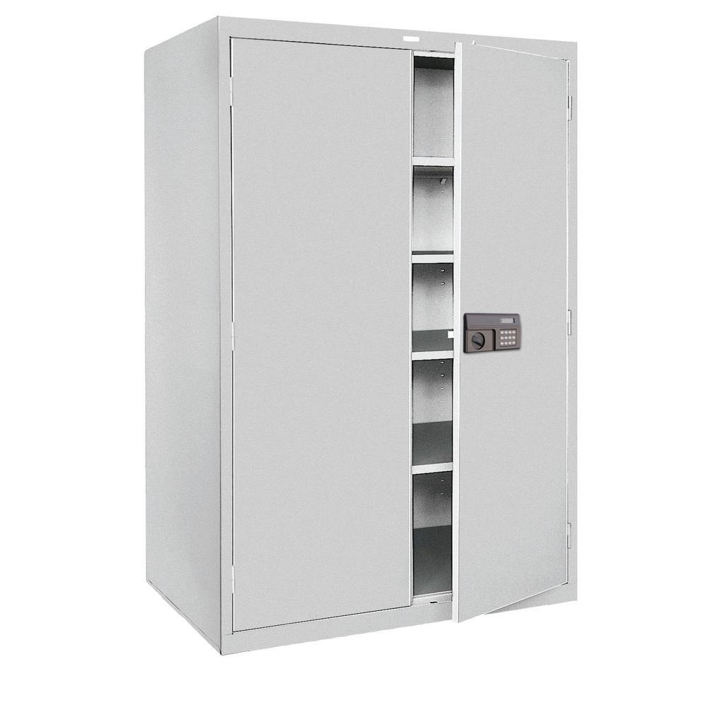 New Storage Cabinets With Doors And Shelves Collection