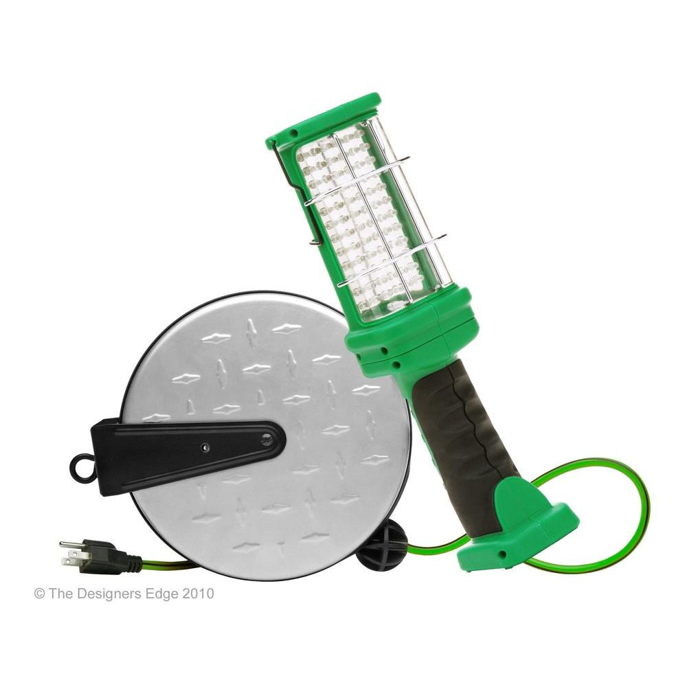Woods 72 Led 30 Ft 16 3 Integrated Led Portable Guarded Trouble