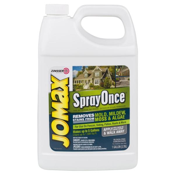 1 gal. Jomax Spray Once (Case of 2)