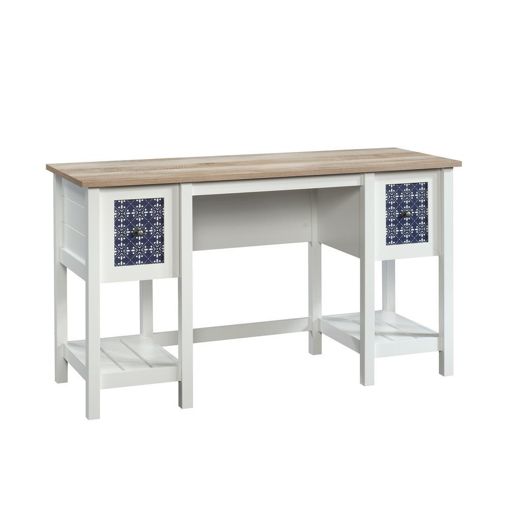 Cottage Road Soft White Desk